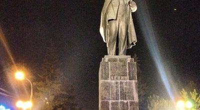 Photo of Monument / Landmark Памятник Ленину at Ул. Ленина, Иркутск, Russia