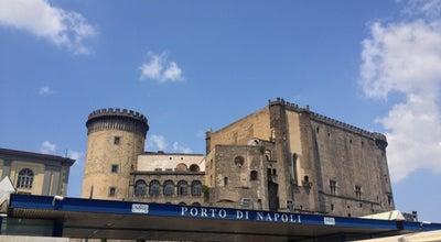 Photo of Pier Molo Beverello at Molo Beverello, Napoli 80133, Italy