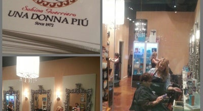 Photo of Salon / Barbershop Una Donna Piu Beauty Salon And Spa at 216 N Park Ave, Winter Park, FL 32789, United States