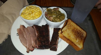 Photo of BBQ Joint Back Forty Smokehouse at 8021 Main St, North Richland Hills, TX 76182, United States