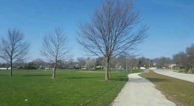 Photo of Baseball Field David park at Waukesha, WI, United States