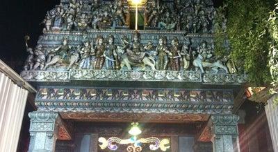Photo of Tourist Attraction Sri Veeramakaliamman Temple at 141 Serangoon Road, Singapore 218042, Singapore