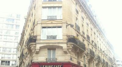 Photo of French Restaurant Le Pure Café at 14 Rue Jean Macé, Paris 75011, France