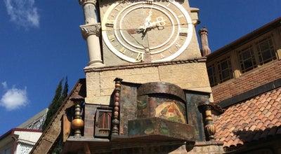 Photo of Monument / Landmark Gabriadze Clock | გაბრიაძის საათი at Shavteli Str #13, Tbilisi, Georgia