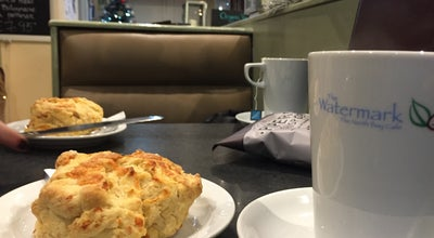 Photo of Cafe Watermark Cafe at Scarborough, UK, United Kingdom