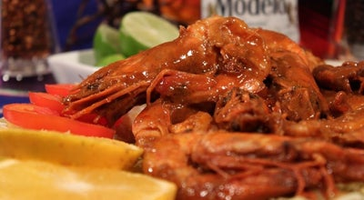Photo of Seafood Restaurant Mariscos Puerto Nuevo at Carretera Federal México - Pachuca, Mexico