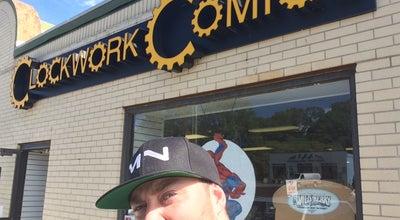 Photo of Bookstore Clockwork Comics at 446-548 Boston Post Rd, Orange, CT 06477, United States