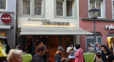 Photo of Bakery Brotmanufaktur Schneckenburger at Kanzleistraße, Konstanz, Germany