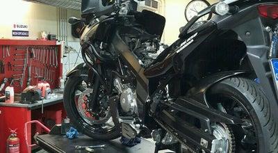 Photo of Motorcycle Shop Suzuki - Yoshimura at Βούρβαχη 1, Αθήνα, Greece