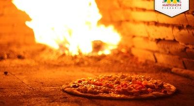 Photo of Pizza Place Pizzaria Martignoni at Rua São Paulo, 1679, Cascavel 85801-021, Brazil