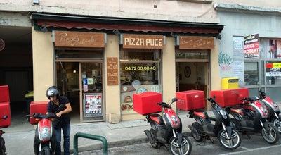 Photo of Pizza Place Pizza Puce at 5, Place Du Commandant Arnaud, Lyon 69004, France