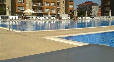 Photo of Pool Parkverde Havuz at Istanbul, Turkey