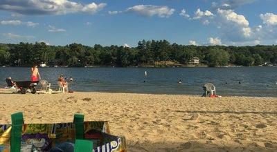 Photo of Beach Centennial Beach at Hudson, MA 01749, United States