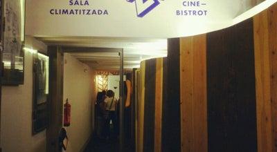 Photo of Indie Movie Theater Zumzeig Cinema at C. Béjar, 53, Barcelona 08014, Spain