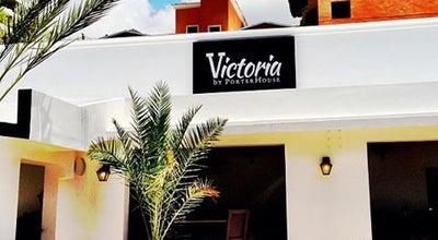Photo of Mediterranean Restaurant Victoria by PorterHouse at Gustavo Mejia Ricart #91, Santo Domingo, Dominican Republic