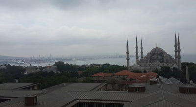 Photo of Roof Deck De Luxe Golden Horn Teras at Turkey