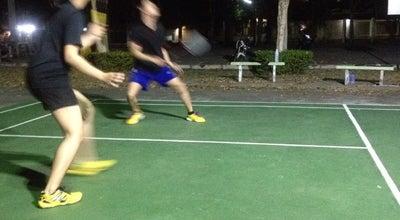 Photo of Park สนามกีฬาเทศบาล7 at หมู่บ้านสุขสวัสดิ์ ( ข้างโรงเรียนผู้พิการทางสายตา), ลำปาง, Thailand