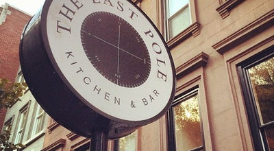 Photo of English Restaurant The East Pole - Kitchen & Bar at 133 East 65th St., New York, NY 10065, United States