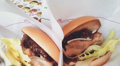 Photo of Burger Joint モスバーガー 北前橋店 at 上小出町2-40-12, 前橋市 371-0037, Japan