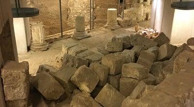 Photo of Historic Site Area Archeologica e Museo di Sant Eulalia at Vico Del Collegio 2, Cagliari, Italy