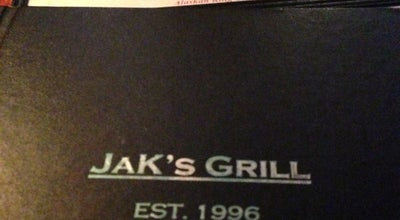 Photo of Steakhouse Jak's Grill at 3701 Ne 45th St, Seattle, WA 98105, United States