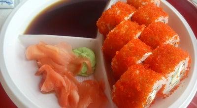 "Photo of Sushi Restaurant Суши Тайм at Трк ""мтв Центр"", Чебоксары, Russia"