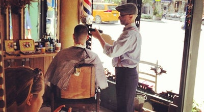 Photo of Salon / Barbershop West Village Tonsorial at 227 Waverly Pl, New York, NY 10014, United States