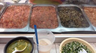 Photo of Taco Place Taquería Víctor Y Malena at Interior Mercado Hidalgo, Veracruz, Mexico