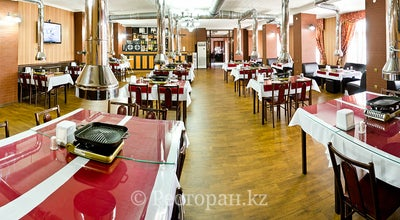Photo of Asian Restaurant Asian BarBeQue at Ул. Мынбаева, 117/40, Алматы, Kazakhstan