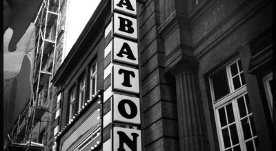 Photo of Indie Movie Theater Abaton at Allende-platz 3, Hamburg 20146, Germany