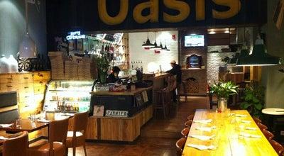 Photo of Restaurant Oasis 绿洲西餐吧 at 明瓦廊133号, 南京, 江苏, China
