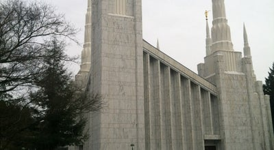 Photo of Temple Portland Oregon Temple at 13600 Kruse Oaks Blvd, Lake Oswego, OR 97035, United States