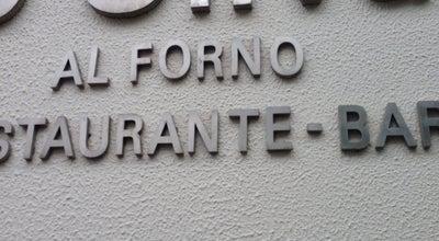 Photo of Italian Restaurant D'Oliva Al Forno at Rua Brito E Cunha, 354, Matosinhos 4450, Portugal