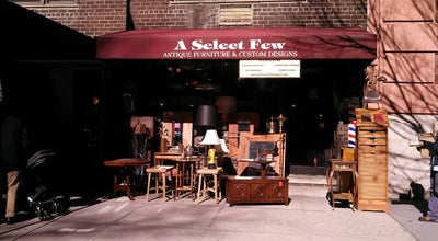 Photo of Antique Shop A Select Few at 203 W 79th St, New York, NY 10024, United States