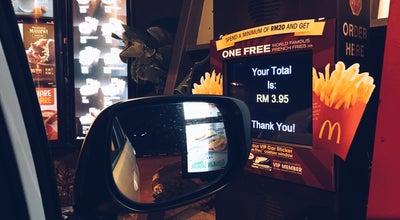Photo of Burger Joint Mc Donald's Drive Thru at Malaysia