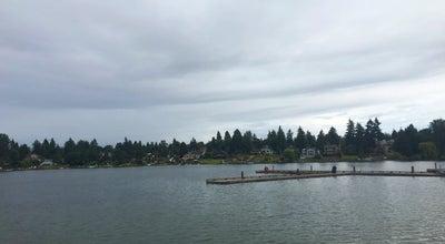 Photo of Lake Angle Lake Park at 19408 International Blvd, Seatac, WA 98188, United States