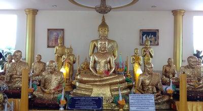 Photo of Buddhist Temple วัดคีรีวงศ์ at Pak Nam Pho, Thailand