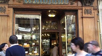 Photo of Dessert Shop Pastelería El Riojano at C. Mayor, 10, Madrid 28012, Spain