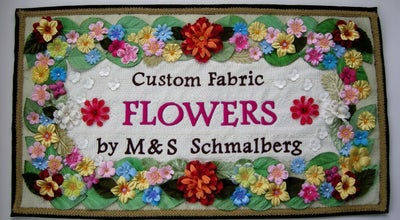 Photo of Design Studio Custom Fabric Flowers by M&S Schmalberg at 242 W 36th St, New York, NY 10018, United States