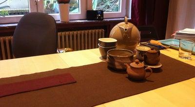 Photo of Tea Room L' Heure Bleue : Madame Bijou & Monsieur Thé at Kunstlaan 12 Avenue Des Arts, Sint-Joost / Saint-Josse 1210, Belgium