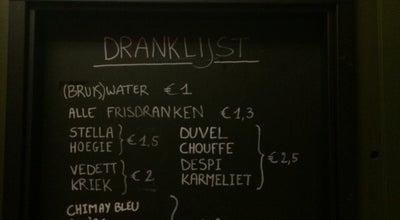 Photo of Bar Gouwhuis Karree at Apostelplein 5-7, Sint-Niklaas 9100, Belgium