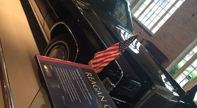Photo of Historic Site Reagan's Limo at United States