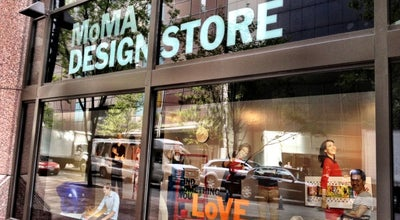 Photo of Tourist Attraction Moma Design Store at 44 W 53rd St, New York, NY 10019, United States