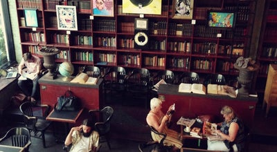 Photo of Coffee Shop Bauhaus Books & Coffee at 414 E Pine St, Seattle, WA 98122, United States