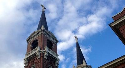 Photo of Church St. Aloysius Church at 330 E Boone Ave, Spokane, WA 99202, United States