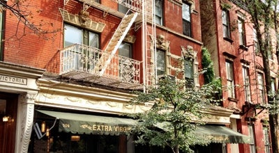 Photo of Italian Restaurant Extra Virgin at 259 W 4th St, New York, NY 10014, United States