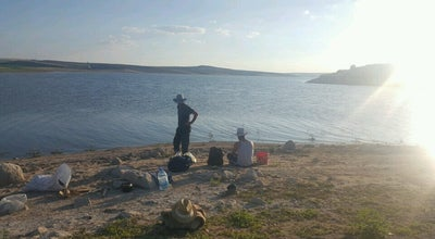 Photo of Lake Esenli Barajı at Turkey