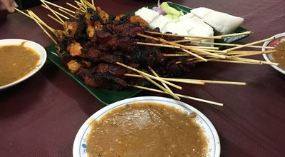 Photo of BBQ Joint Pak Din Satay at Batu 6, Gombak 53300, Malaysia