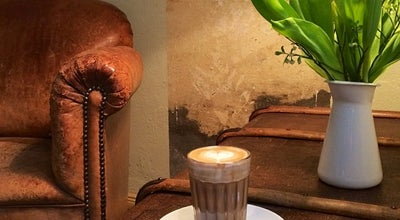 Photo of Cafe Thea & coffee at Birkenstr. 19, Berlin 10559, Germany
