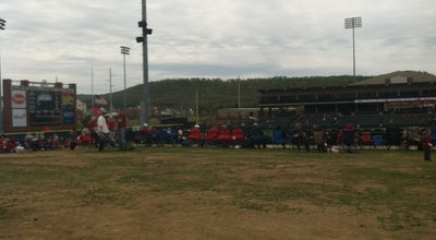 Photo of Baseball Field Hog Pen @Baum Stadium at Fayetteville, AR, United States